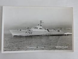 Vedette P 762   REF 0019 - Guerre