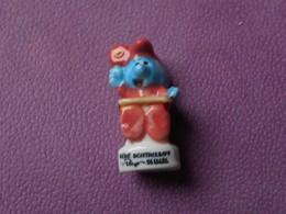 Fève 1996 Schtroumpflissime Le Bébé Schtroumpf (T 629) - Strips