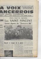 10 N° LA VOIX DU SANCERROIS  1967 1968 - Kranten
