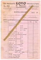 Gentbrugge: 1948; KOVO Producten   A. Hanssens - 1900 – 1949