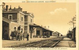 13 - Barbentane - La Gare, La Plus Importante En Trafic Des Primeurs - Francia