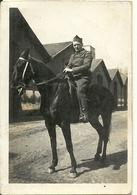 ( COMPANS )  (77 SEINE ET MARNE  )( MILITAIRE) ( CHEVAUX ) - Guerre, Militaire