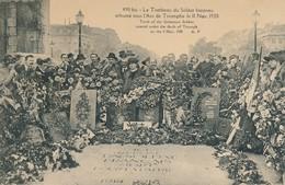 CPA - France - (75) Paris - Le Tombeau Du Soldat Inconnu Inhumé Sous L'Arc De Triomphe - Autres