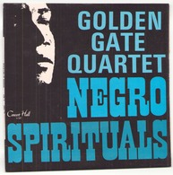 45 TOURS GOLDEN GATE QUARTET CONCERT HALL V 527 NEGRO SPRITUAL - Gospel & Religiöser Gesang