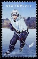 Etats-Unis / United States (Scott No.5252 - Hockey) (o) - United States