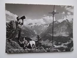 ENGELBERG / BETRUF AUF ALP / ZINGEL - OW Obwalden