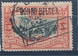 BELGIAN CONGO COB TX24 USED - Belgian Congo