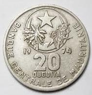 20 OUGOUIYA 1974 - Mauritanie
