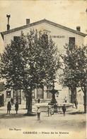 13 - Cabries - Place De La Mairie - France