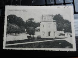 19572) CASERTA PARCO REALE CASTELLUCCIA VIAGGIATA 1919 FRASE DI PRAGA PACE SOLITUDINE DOLCEZZA - Caserta