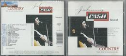 CD  JOHNNY CASH - LA LEGENDE COUNTRY - BEST OF - 20  TITRES - Musique & Instruments