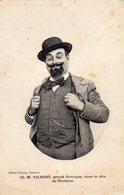 M.  VILBERT   -  Grand Comique Dans Le Role De Tartarin - Edition Pierron A Tarascon - Artistes