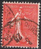 FRANCE : N° 203 Oblitéré (Type Semeuse Lignée) - PRIX FIXE : 1/3 De La Cote - - 1903-60 Sower - Ligned