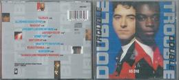 "CD    DOUBLE TROUBLE  -  "" AS ONE ""  -  11 TITRES - Musique & Instruments"