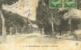 13 - La Bourbonniere - La Fève - L' Arrivée - France