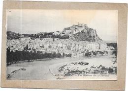 SISTERON - 04 - Vue Générale Sur La Durance - DELC5 - - Sisteron