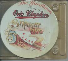 CD   THE YARDBIRDS Featuring ERIC CLAPTON - STRAIGHT FIVE - 14 TITRES - Musique & Instruments