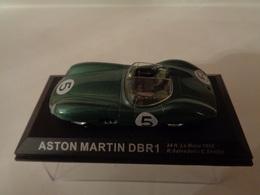 ASTON MARTIN DBR1 . Vainqueur 24 H Du Mans 1959 . # 5 .  R.Salvadori,C.Shelby  1/43 -Altaya - Voitures, Camions, Bus