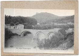 SISTERON - 04 - Pont Sur Le Buech  - DELC5 - - Sisteron