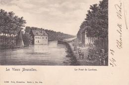 Laeken Le Vieux Bruxelles Le Pont De Laeken - Laeken
