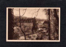 80802   Francia,  Abbaye De Saint-Wandrille,  Le Monastere Vu Du Parc,  NV - Saint-Wandrille-Rançon