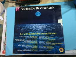 ALBUM NOCHES DE BLANCO SATEN- DISQUE 33 T. - Vinyl Records
