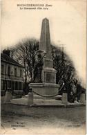 BOURGTHEROULDE (27) Le Monument Aux Morts 1870-1914 - Rare - Bourgtheroulde
