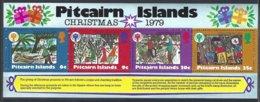 Pitcairn  Yv & T  BF5  Noël ,année Internationale De L'enfant ** Mnh - Pitcairn