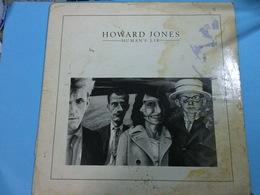 HOWARD JONES-HUMAN'S LIB- DISQUE 33 T. - Vinyl Records