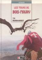 Les Tours D Bois-Maury T4 Reinhardt Par Hermann EO - Autres Auteurs