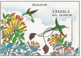 ANGOLA 1996  Hummingbirds - Hummingbirds