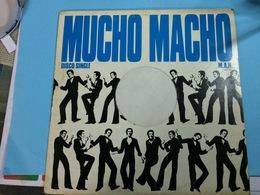 MUCHO MACHO-M.A.N.- DISQUE 33 T. - Vinyl Records
