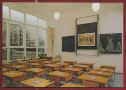 NL.- Rotterdam. Nationaal Schoolmuseum Nieuwemarkt 1A. Schoollokaal Ca. 1960. Foto W. Ligthart / E. Van Leeuwaarden. - School