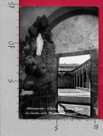CARTOLINA VG ITALIA - ABBIATEGRASSO (MI) - Chiesa Di S. Maria Nuova - Grotta Madonna Di Lourdes - 10 X 15 - ANN. 1957 - Milano