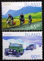 Iceland  2004  EUROPA / CEPT   Minr.1066-67 MNH (**)  ( Lot F 634  ) - Nuovi