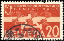 Suisse Poste Aérienne 1932. ~ A 17 - Conférence Du Désarmement - Poste Aérienne