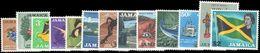 Jamaica 1970 Decimal Set Unmounted Mint. - Jamaica (1962-...)