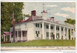 Etats Unis. Whashington's Mansion, Mount Vernon, Va. - Etats-Unis