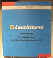 Leuchtturm - JEU AUSTRALIE 2011 SF (Avec Pochettes) - Album & Raccoglitori