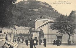 38)  GRENOBLE  - Le Téléférique De La Bastille - Grenoble
