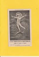 CPA  84  GIGONDAS MONTMIRAIL CAPPIELLO EAU PURGATIVE - France