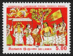 Sri Lanka - Ceylon - Scott #793 MNH (4) - Sri Lanka (Ceylan) (1948-...)