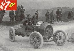 50 Years Of Ferrari - 1947-1997 -  Enzo Ferrari - Parma-Poggio Di Bercetto  -  CPM - Grand Prix / F1
