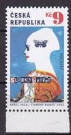 2003, Tschechische Republik, Ceska, 354, Europa: Plakatkunst. MNH ** - Tschechische Republik