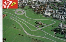 50 Years Of Ferrari - 1947-1997 -  Circuit De Fiorano  -  CPM - Grand Prix / F1