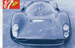 50 Years Of Ferrari - 1947-1997 -  Ferrari P4 At Fiorano  -  CPM - Grand Prix / F1