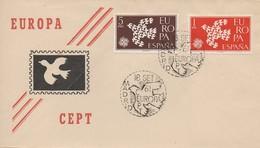 EU32   Europa 1961 Espagne  FDC   TTB - Europa-CEPT