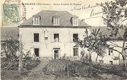 ST-Sulpice Laurière - Ancien Couvent Du Sauveur  -sans éditeur - France