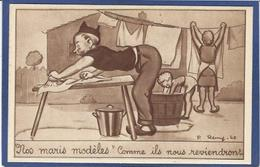 CPA Franchise Militaire Par REMY Non Circulé 1940 Militaria Humour - Guerre 1939-45