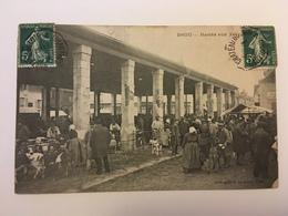 Brou - Marché Aux Veaux - Andere Gemeenten